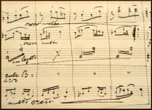Dvorak's Score